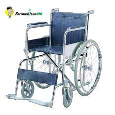 Farmasi Lee Ms Standard Wheelchair Wc-1873 Seat Width 51cm (1 Year Warranty) By Farmasi Lee Ms.