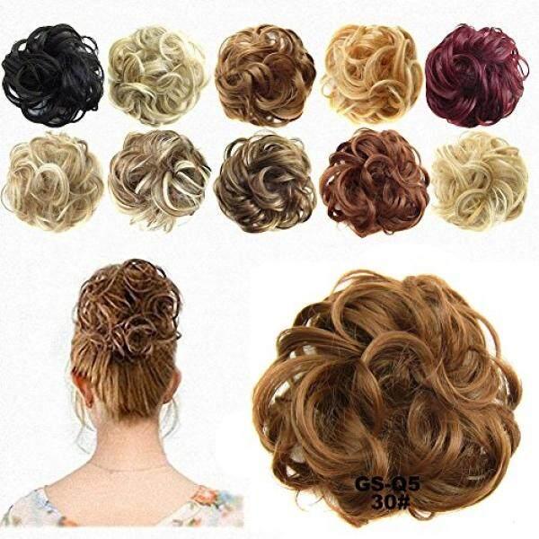 Hair Extension Perpanjangan Rambut Model Klip Clip Wigs Curly 55 Cm 27s 1126222 1108149038 jual hair