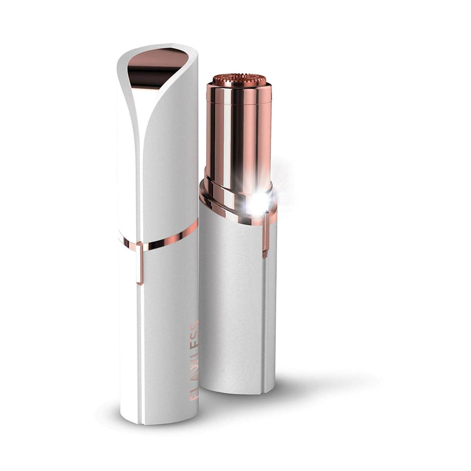 Finishing Touch Flawless Women's Painless Hair Remover, Blush/Rose Gold - intl