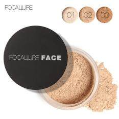 Focallure New Face Oil Control Long Lasting Makeup Loose Powder Cosmetic 2