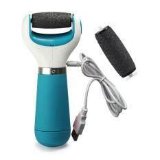 Foot massager Diamond USB Pedi Callus Remover Removes Hard Skin for Velvet Smooth Feet