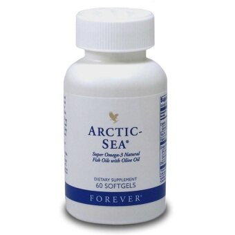 Forever Living Arctic-Sea natural fish oil with olive oil Softgel- Healthy Life