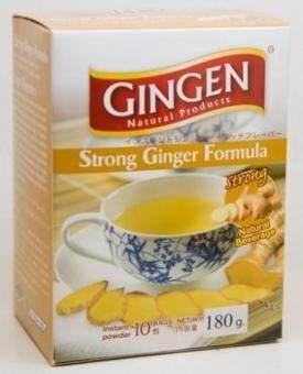 GINGEN INSTANT GINGER STRONG FORMULA TEA 5G X 10S