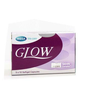 GLOW Glow 5 X 10s 50S