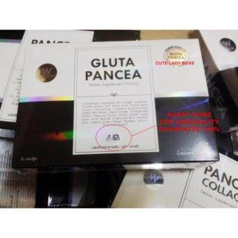 [FREE GIFT][$$$ OFFER $$$] GLUTA PANCEA NEW 2018 WITH AGENT CODE 100% ORIGINAL