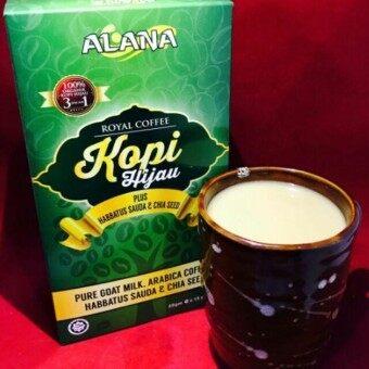 Green Coffee Alana