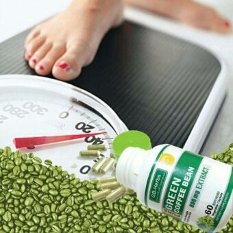 Green Coffee Bean Pure for Slimming 1bottle