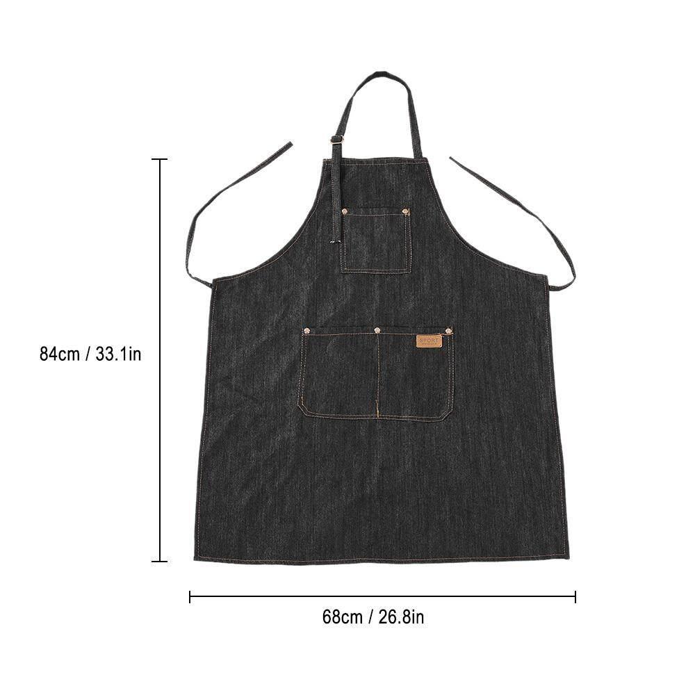 Penata Rambut Apron Salon Tata Rambut Cape Rambut Pemotongan Kain Duk  Bolong untuk . bfff7dc019