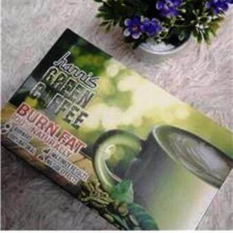HANNIS~GREEN COFFEE 15 Sachet