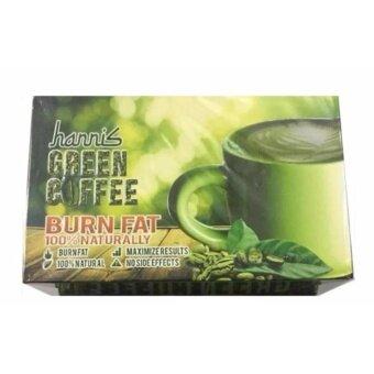 HANNIS GREEN COFFEE (BURN FAT)-100% Naturally