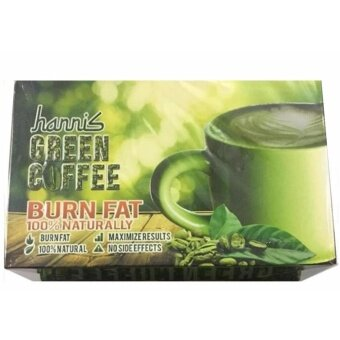 HANNIS GREEN COFFEE (BURN FAT) 100% Naturally