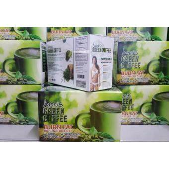 HANNIS GREEN COFFEE (BURN FAT)-2 BOXES
