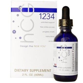hCG 1234 Diet Drop from Creative Bioscience