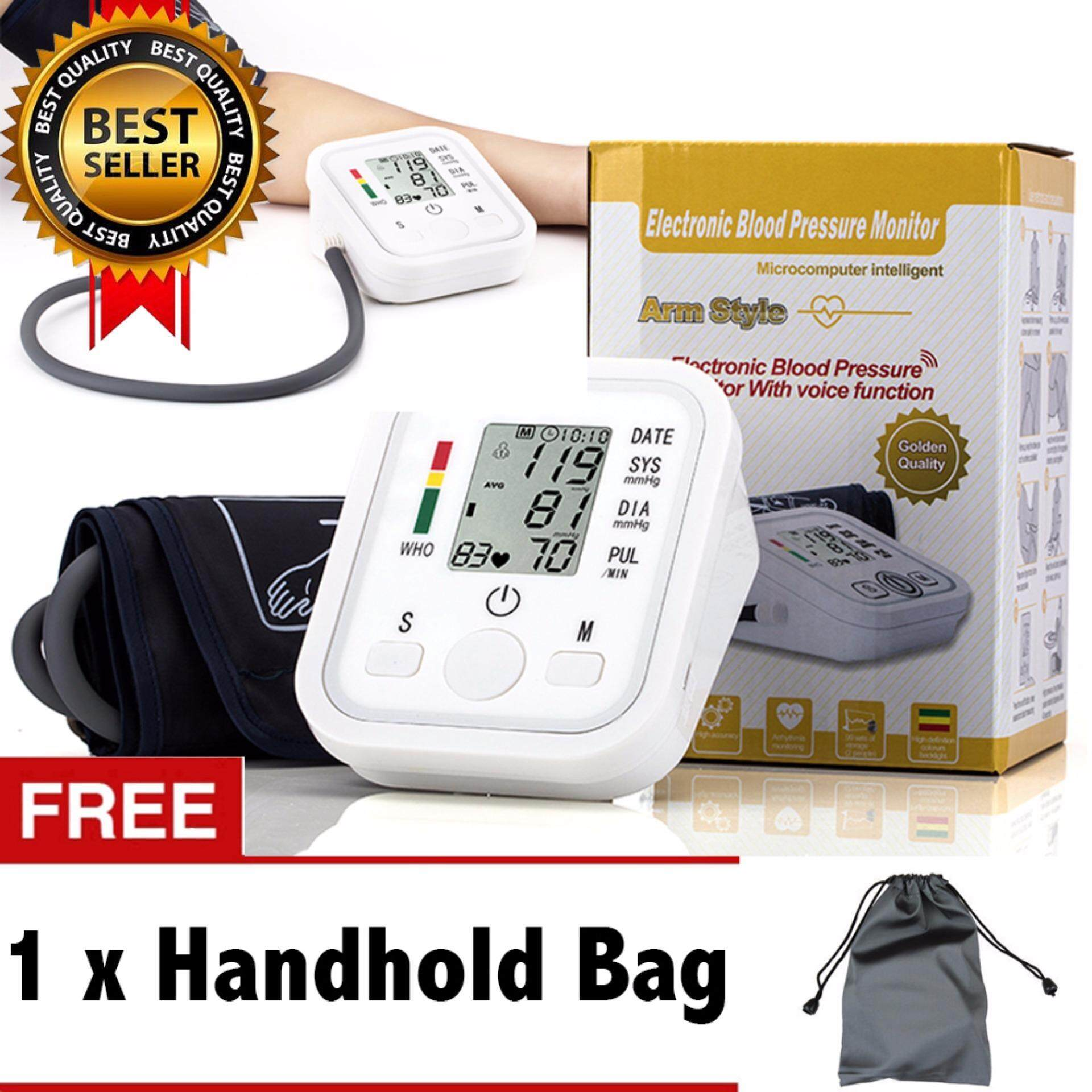 Discount Health Care Germany Chip Automatic Wrist Digital Blood Pressure Monitor Tonometer Meter For Measuring And Pulse Rate Intl China