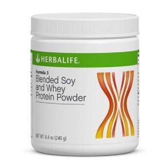 Herbalife Formula 3 Protein Powder (White)