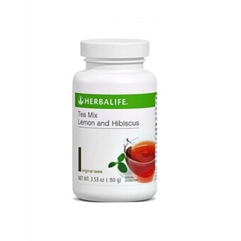 Herbalife Lemon & Hibiscus Tea Mix 50g