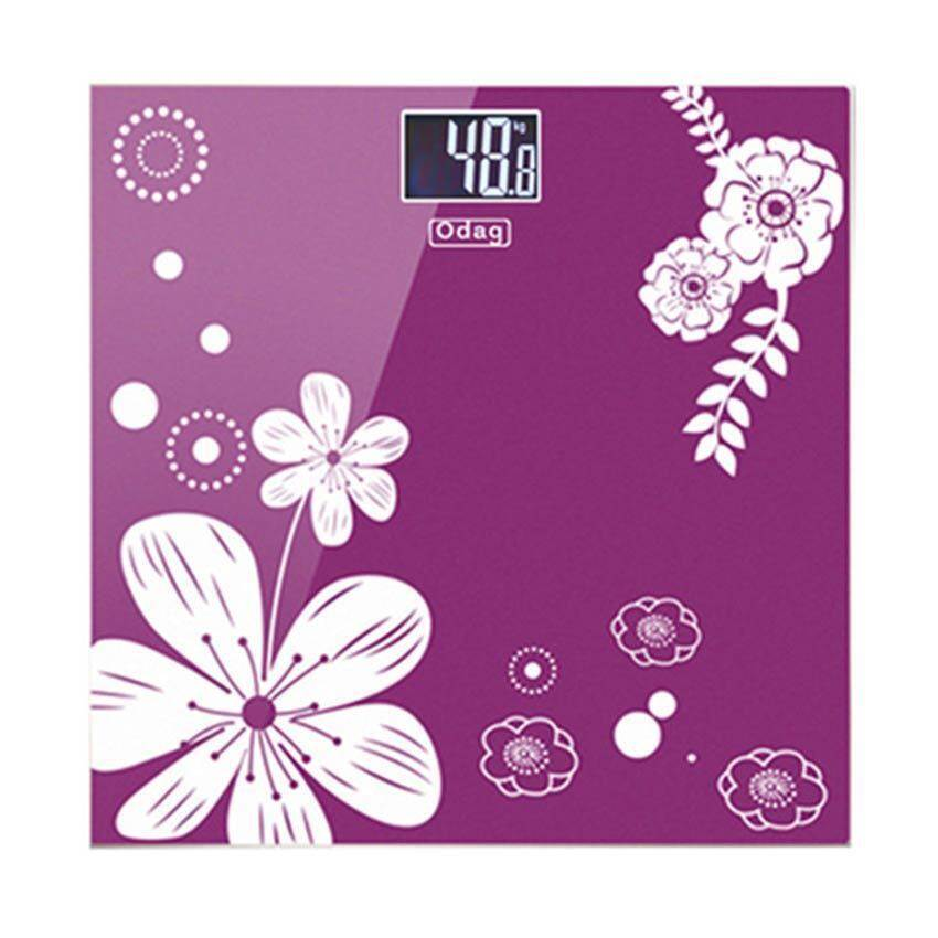 HKS Electronic weight scale body scale precision electronic scale according to balance the scales health home-azure