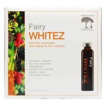 HOT SELL ! Fairy Beauty Fairy Whitez Skin Solution Beauty Collagen Drinks Antioxidant, Whitening, Youthful Skin