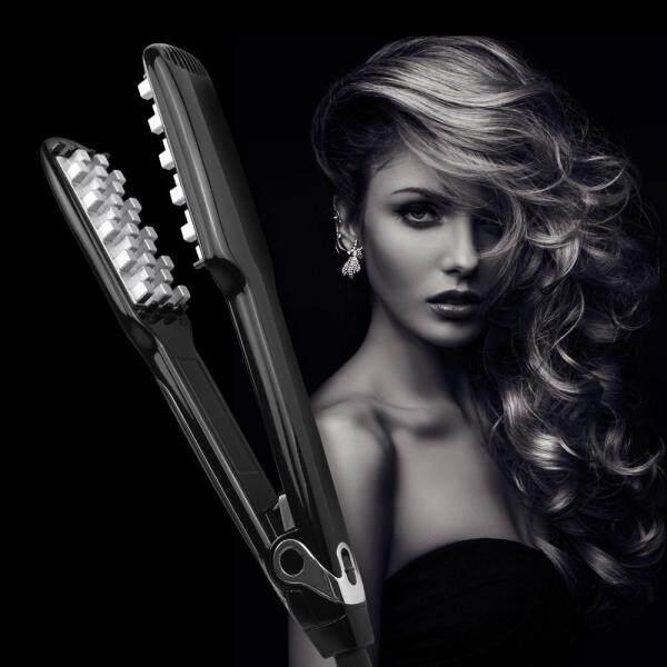Buy Hot Selling hair Fluffy device Volumizing Hair Iron,Black Singapore