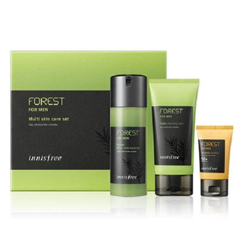 Buy [Innisfree] Forest for men Multi Skincare Set - intl Singapore