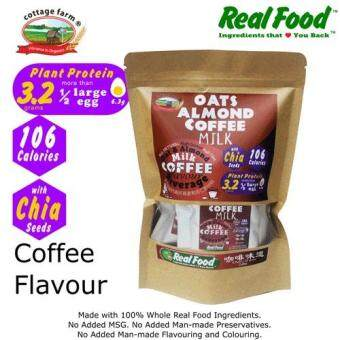 MEAL REPLACEMENT DRINK - Ancient Grain & Oats Economy Pack – Coffee Flavour