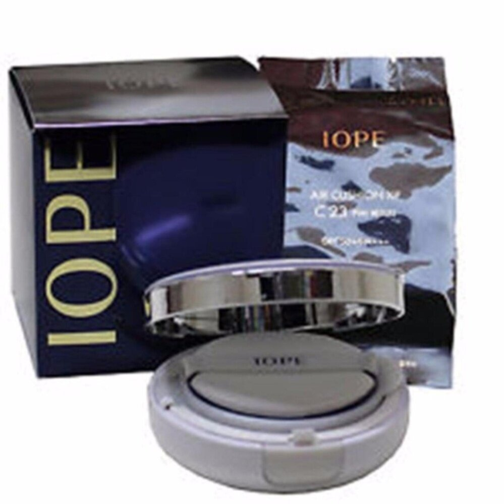 IOPE Air Cushion XP Natural SPF 50+ C23 with Refill 15g