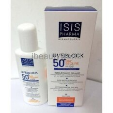 Isis Pharma Uveblock Spf50+ Day Secure 40ml Tw By Moobeautyhk.