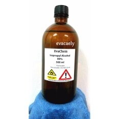 Isopropyl Alcohol (IPA) 99% in Amber Glass bottle - 500ml