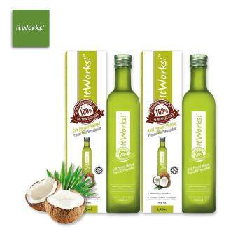 ItWorks! Extra Virgin Coconut Oil 2 x 500ml