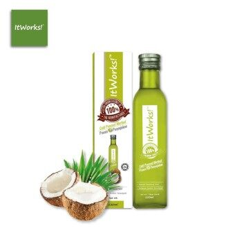 ItWorks! Extra Virgin Coconut Oil 250ml