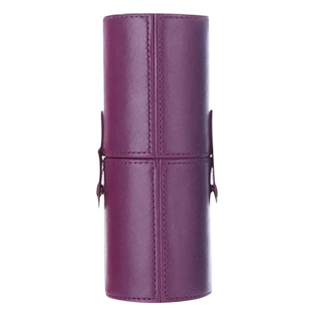 Jiaxiang 12 Drum Kuas Makeup Bulu Mata Paket Kuas Alat Kecantikan Alat Rias Bepergian Set (