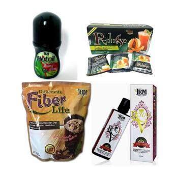 COMBO SLIMMING SET II: HOT MELONG + R-DUSE + CHOC FIBER LIFE + ROYAL V