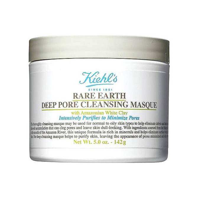 Kiehl's Rare Earth Deep Pore Cleansing Masque 5oz/142g
