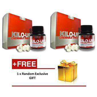 Kilo Up Weight Gainer Chewable Tablet