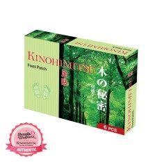 Kinohimitsu Foot Patch 6s By Beauty & Wellness.