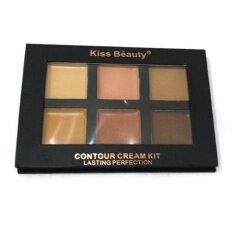 Kiss Beauty Contour Cream Kit Lasting Perfection By Inmax Enterprise.