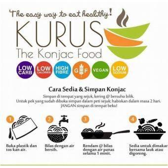 KURUS Konjac Food