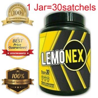 Lemonex Fat Burner 30 satchels/390g [ Original ] with Hologram
