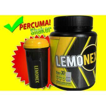 Lemonex Fat Burner 30 satchels/390g [ Original ] WITH LEMONEX SHAKER and Hologram
