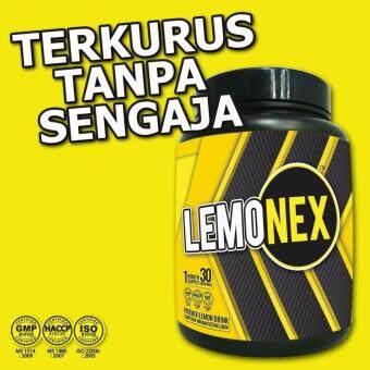 LEMONEX - Terkurus Tanpa Sengaja 30 sachet - 390g