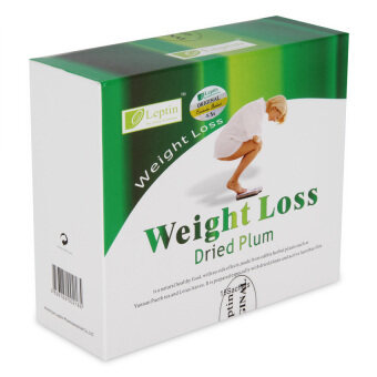Leptin Weight Loss Dried Plum (Twin Pack)