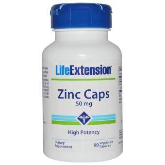 LIFE EXTENSION ZINC CAPS HIGH POTENCY 50 MG (BEAUTY SUPPLEMENT)