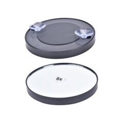 Lighted Makeup Cosmetic Vanity Mirror 15X Magnification Tabletop Mirror 15pc tốt nhất