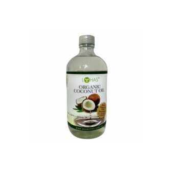 Lohas Organic Coconut Oil 480ML