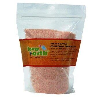 Love Earth Himalaya Mineral Rock Salt 400g