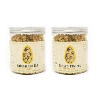 Love Earth Natural Pine Nut 180g (Twin Pack)