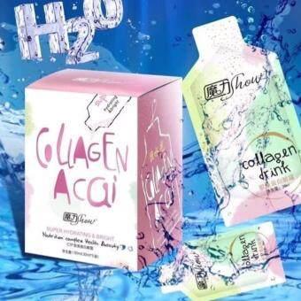 Magic Show Collagen Drinks - Super Hydrating & Bright - Collagen Acai