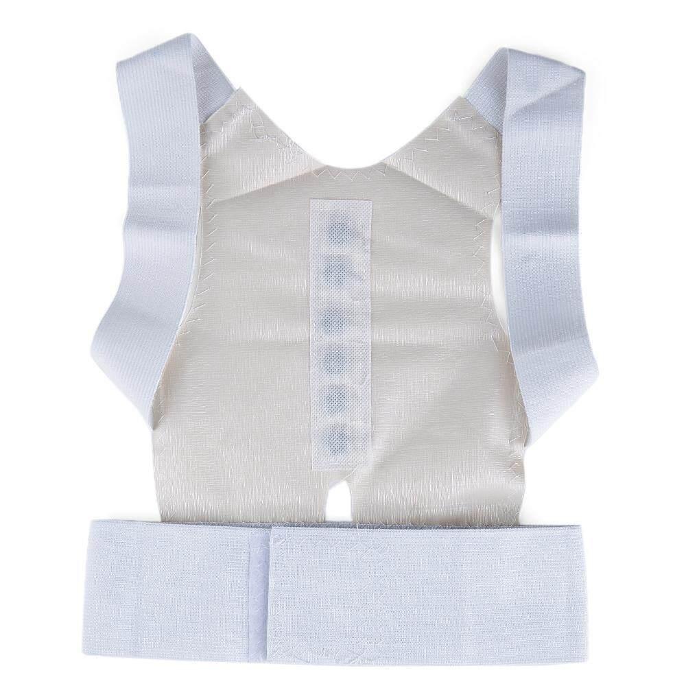 Đánh giá Magnetic Posture Support Corrector Back Pain Young Belt Brace Shoulder(2XL) ở