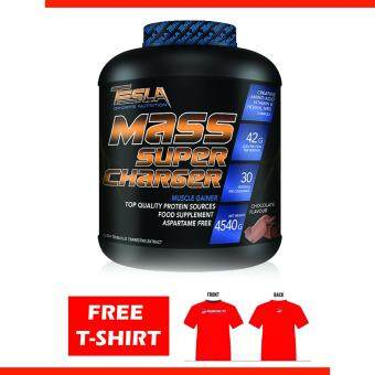 Mass Super Charger Chocolate 10lbs