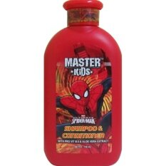 Master Kids Shampoo and Conditioner Captain America 150mlMYR7. MYR 7